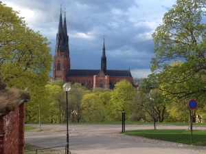 Uppsala Domkyrka - Street Level